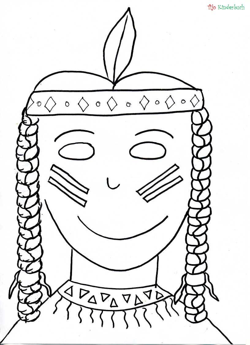 Kindermaske Tijo Kinderbuch Tina Birgitta Lauffer
