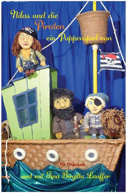 Tijo Kinderbuch - Niklas und die Piraten