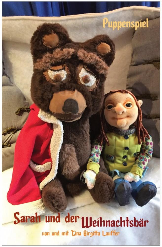 Tijo Kinderbuch - Sarah und der Weihnachtsbaer