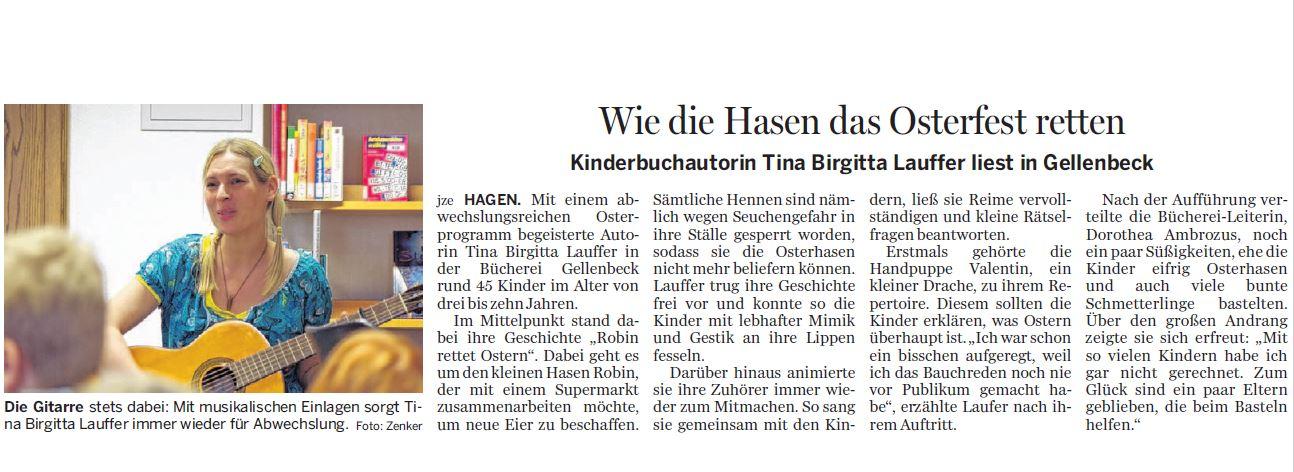 Tina Birgitta Lauffer NOZ