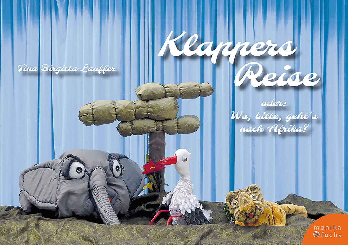 Tina Birgitta Lauffer - Klappers Reise